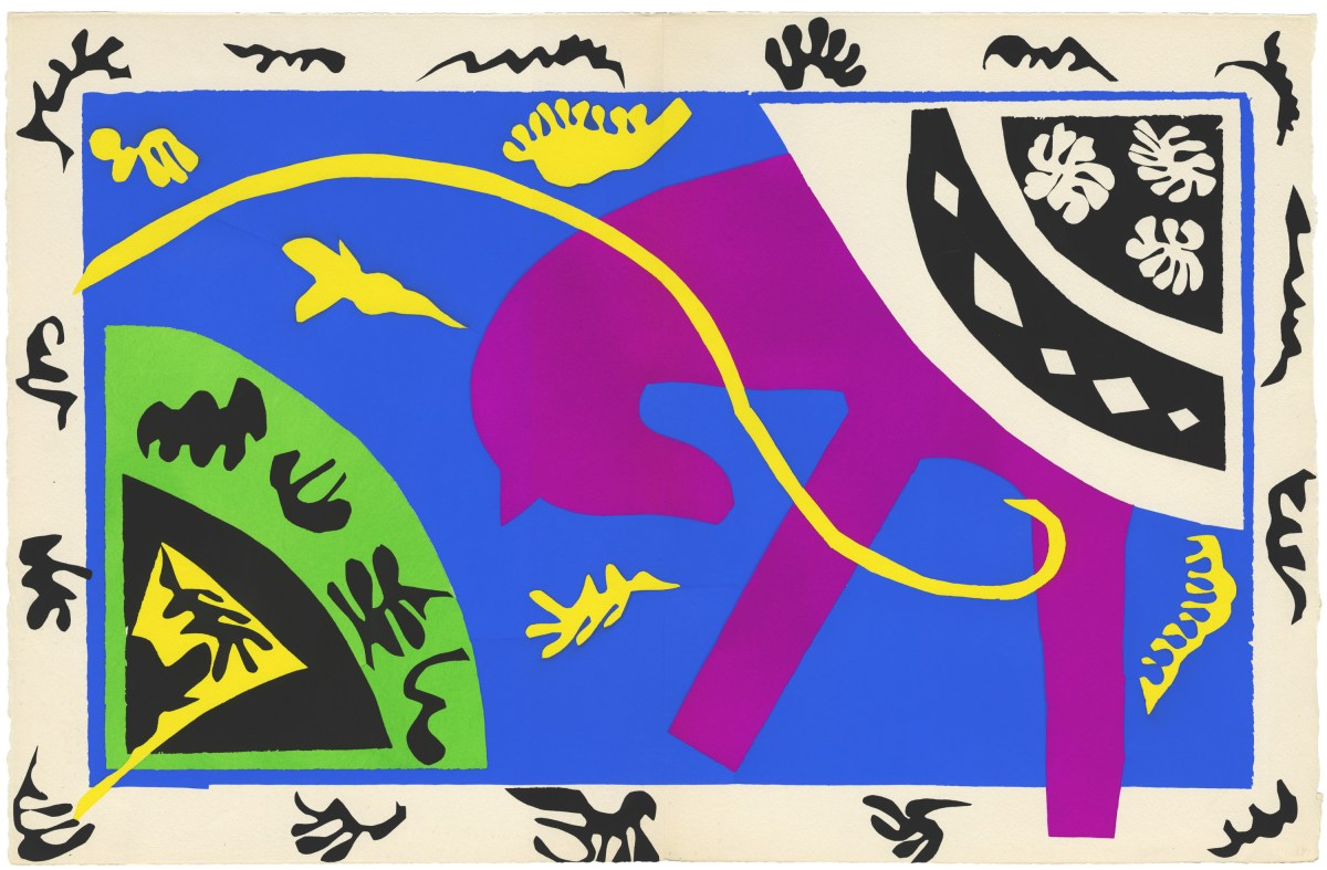 """Henri Matisse: The Cut-Outs"" at Tate Modern"
